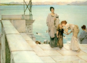 Lawrence Alma-Tadema [Public domain], via Wikimedia Commons